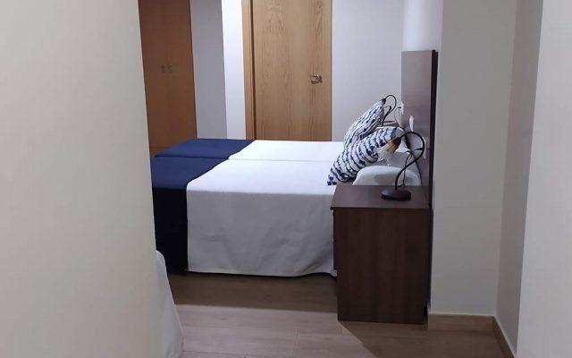 habitaciones modernas en priego de cordoba